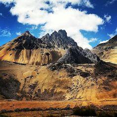 Huancayo - Peru. Incredible peaks in the Peruvian highlands.//Huancayo - Perú. Increíbles picos de nuestra sierra peruana.