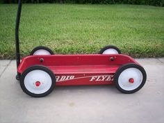 Slammed Radio Flyer