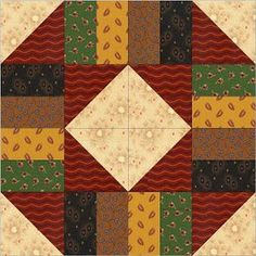 Crazy Lady Quilt Designs: January 2012
