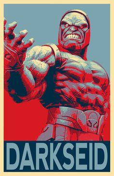 Darkseid Illustration Justice League Supervillain DC Comic image 1 Pop Art Design, Art Designs, Superhero Pop Art, Pop Art Illustration, Dc Comic Books, Hollywood Icons, Canvas Prints, Art Prints, Photo Canvas