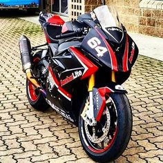 TRACK READY S1KRR DoubleTap if you want it! #superbikes2015 #universalbikers…