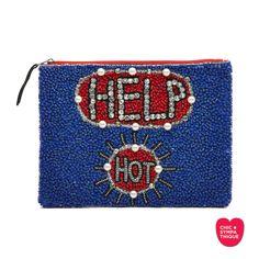 The Bead Show Help  Bag - Chic Sympathique