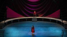 Carmen (Andreza Randisek) y Don José (Luis Ortigoza). Funciones del 3 al 6 de septiembre. Foto: Patricio Melo