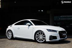 Audi Tt 225, Tt Tuning, Black Audi, Black Cars, Carros Audi, Bmw White, Audi Tt Roadster, Aftermarket Wheels, Bmw Series
