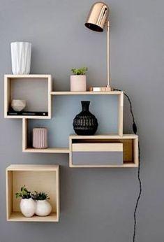 #Étagères #design pour votre intérieur #scandinave !