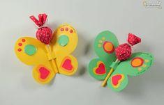 Aprenda uma maneira fácil para fazer lindas e delicadas lembrancinhas com pirulitos para o Dia das Crianças. O mais legal é que até as crianças podem te ajudar a criar estes mimos super fofinhos e coloridos.