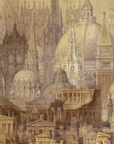 The Professor's Dream I 1848 I Charles Robert Cockerell