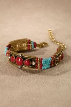 Adobe Bracelet - Earth Bracelet, Matching Bracelet, Southwestern Bracelet   Soft Surroundings