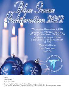 BlueGoose Gala Corporate Social Responsibility, Some Fun, No Response, Fun Stuff, Christmas Bulbs, Events, Holiday Decor, Fun Things, Christmas Light Bulbs