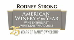 Thank you to Wine Enthusiast for naming us American Winery of the Year!