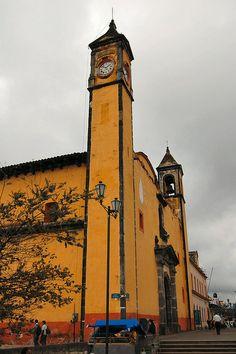 Zacatlan, Puebla, Mexico