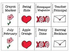 Free! Valentine's Day Compare/Contrast fun!