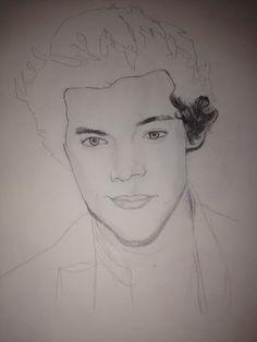 Harry Styles By Davina Monet