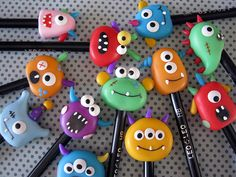 Cute monsters | :D | Cris Dias | Flickr