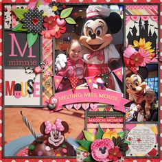 Remember the Magic: MISS MOUSE- COLLECTION & *FWP* by Studio Flergs