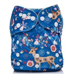 Our beautiful and quality AI2 ( all in 2) cloth diaper range will keep your baby comfortable and stylish. These cute diapers come with a free bamboo charcoal insert keeping blow outs to a minimum and soft on babies skin. All our diapers are one sizes fits all and should fit your little one from birth to potty trainin