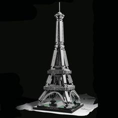 Fancy - Eiffel Tower by LEGO Architecture