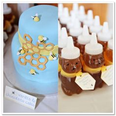 Mikkel Paige Photography: Winnie the Pooh Baby Shower