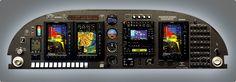 Aerotronics, Inc. - Experimental Panels - Systems - Custom Instrument Panels