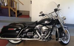 Rebel Soul came screaming out in September 2013 when I purchased a 2014 Road King #HDNaughtyList