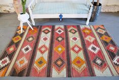 Kilims, Muted Colors, Bohemian Rug, Camel, Hand Weaving, Wool, Rugs, Cotton, How To Make