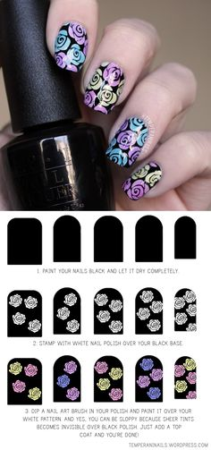 Stamping and Sheer tints from OPI