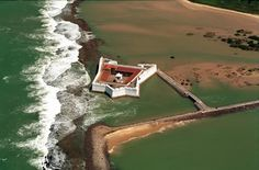 Forte dos Reis Magos - Natal - RN - Brasil