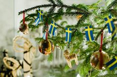 swedish christmas decorations - Google Search