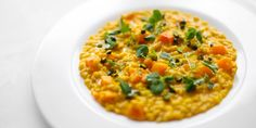 This clever risotto recipe from talented chef Josh Eggleton is achieved using a carrot and butternut squash stock. An ideal recipe for a brisk, autumnal day