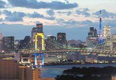 Infraestrutura e vontade política farão deTóquio um modelo de cidade inteligente, em dez anos. Foto: Tomohiro Ohsumi