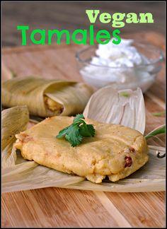 vegan tamales ~preventionrd, via Flickr