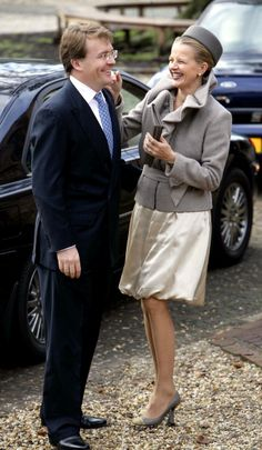 Prince Johan-Friso & Princess Mabel Of The Netherlands Attend The Christening Of Crown Prince Willem-Alexander & Crown Princess Maxima'S Daughter Princess Alexia At The Dorpskerk In Wassenaar. Get premium, high resolution news photos at Getty Images Royal Brides, Royal Weddings, Dutch Queen, Royal Families Of Europe, Dutch Royalty, Casa Real, Three Daughters, Queen Maxima, Royal House