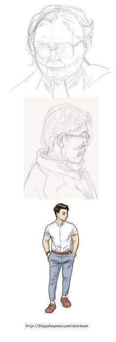 http://blog.ohmynews.com/overkwon/539470   iPad sketch 오버권 아이패드 프로 스케치