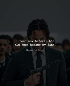 I need new haters the old ones became my fans. via (http://ift.tt/2tjkDiE)