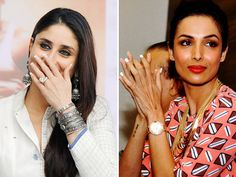A perfectly manicured hand is every girl's dream, but carrying off long nails can really be a task. Research says that some men find long nails hot, while for some it's a turn off. Nevertheless, some Bollywood actresses flaunt tehir talons ever so often. Ever wondered, if they sharpen them for their catfights? Take a look at 10 B-town divas who have some really long claws. Don't upset them, or they might just attack!Image courtesy: BCCL