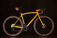 Over the years, NAHBS has become the launching platform for companies to release new products, utilizing custom frames as the backdrop. One of those new projects are the WTB Road Plus wheels and tires...
