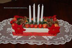 In Cucina con Susetta e altro...: CENTROTAVOLA NATALIZIO #2  Come ogni anno, ci pia...