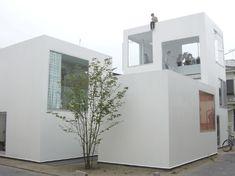 Moriyama House / Japan / Ryue Nishizawa