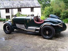1950 Bentley Brooklands.