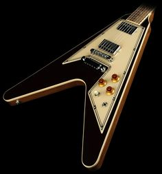 Gibson Grace Potter Signature Flying V Electric Guitar Nocturnal Brown