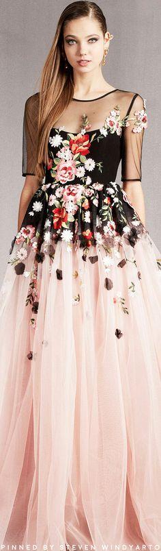 Georges Hobeika Spring 2018 Fashion Show #spring2018 #ss18 #georgeshobeika #womenswear