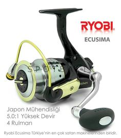 Ryobi+-+Ecusima+3000Vi+4BB+Olta+Makinesi