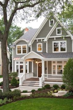 Craftmans style home