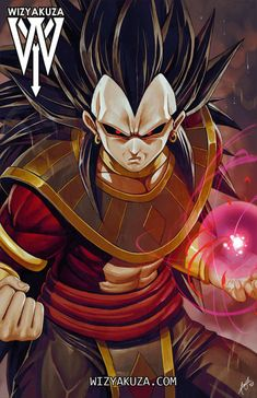 Prince of Saiyans, God of Destruction - Ceasar Muyuela