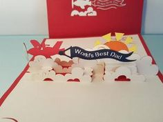 Father's Day – Paper Bear Homemade Fathers Day Gifts, Super Dad, Paper Gifts, Squirrel, Irish, Branding Design, Dads, Bear, Gift Ideas