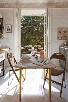 Herb-inspired Kitchens we adore!