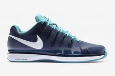 "Nike Zoom Vapor 9.5 Tour Clay ""Midnight Navy & Light Retro"""