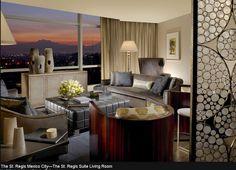 Mexico city, suite living