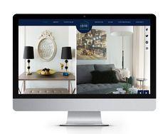 Website design and development for Nella Casa Bella by The Savvy Socialista.