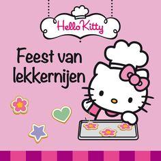 Hello Kitty, Feest van lekkernijen - opmaak binnenwerk